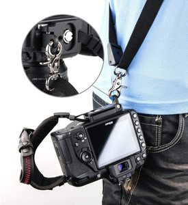 Image 2 - Jjcデラックスクイックリリースプレートカメラハンドストラップ手首ニコンD850 D750 D780 D500 D7500 D7200 D3500 D3400 d5600 D5500