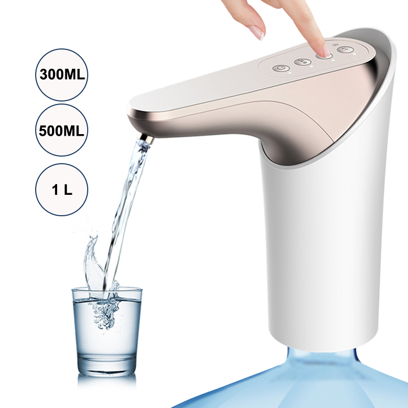 Water Dispenser Switch Water Pump Wireless Rechargeable Electric Dispenser Water Pump With USB Cable 1200mAh