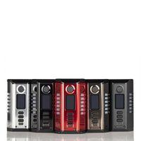 Dovpo-Mod Odin 200 Original, funciona con baterías duales 21700, cigarrillo electrónico, vapeador, rosca 510, 200W, caja Mod