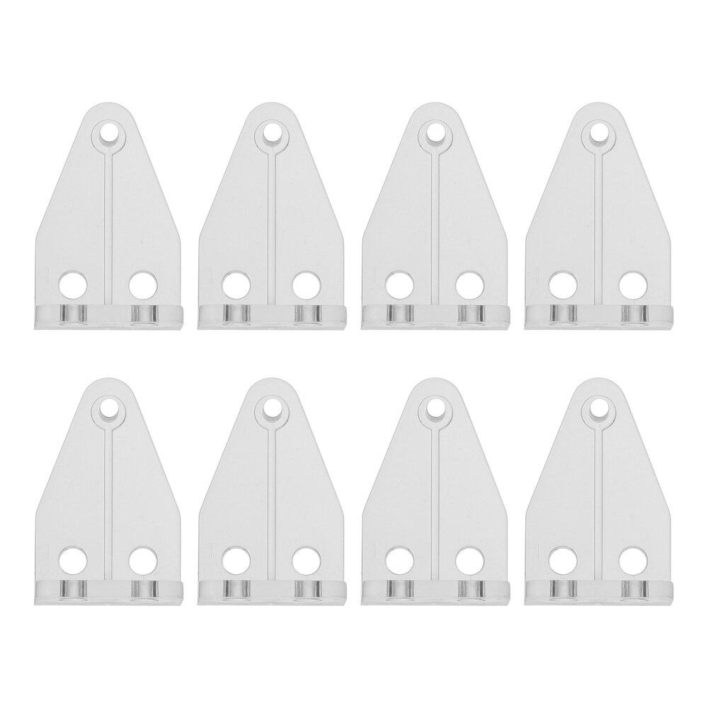 8 pces venetian cego conector gancho compacto obturador gancho prático do obturador