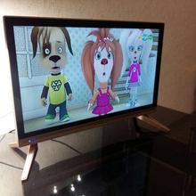 Russia led TV multi languages DVB-T2 led television TV 22'' inch