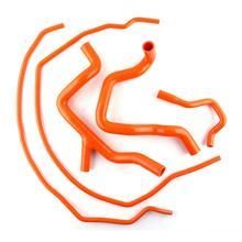 Xe Ốp Tản Nhiệt Làm Mát Vòi Ống Ống Bộ Cho Xe Ford Focus RS Mk2 Hiệu Suất Cao Áp Suất Nhiệt Độ
