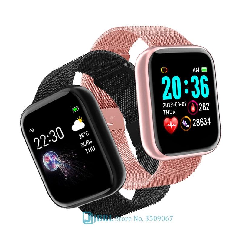 Top Luxury Digital Watch Women Sport Men Watches Electronic LED  Male Ladies Wrist Watch For Women Men Clock Female Wristwatch 2