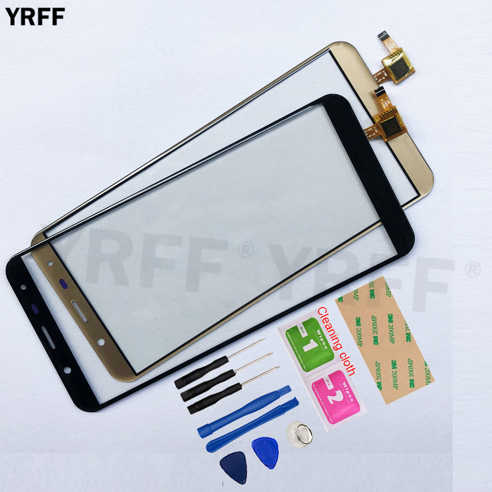 5.7'' Touchscreen For <font><b>Oukitel</b></font> <font><b>K5000</b></font> Touch <font><b>Screen</b></font> Digitizer Sensor Glass Panel Replacement image