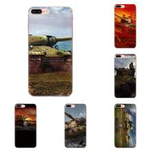 On Sale For Huawei P7 P8 P9 P10 P20 P30 Lite Mini Plus Pro Y9 Prime P Smart Z 2018 2019 World Of Tanks(China)