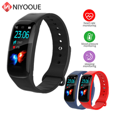 H29 Smart Bracelet  color Display Fitness Tracker IP67 Waterproof Watch Blood Pressure Heart Rate Monitor for Android iOS