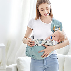 Baby Carrier Scarf Adjustable Front Facing Sling Wrap Soft Newborns Kangaroos Bag