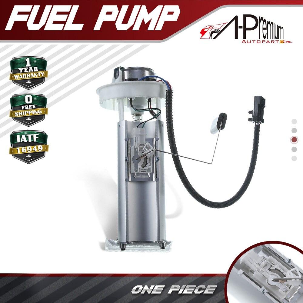 A-Premium Fuel Pump Module Assembly for Jeep Wrangler TJ 1997-2002 2.5L 4.0L 19 Gal Tank