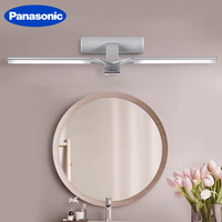 Panasonic Modern Bathroom Light LED Front Mirror Light Makeup Wall Lamp Vanity Lighting Fixtures Mirror Lamp vanity mirror light