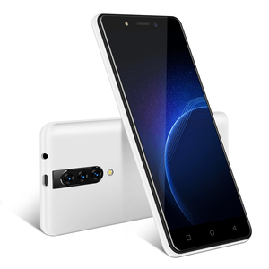 Image 4 - XGODY смартфон с 5,5 дюймовым дисплеем, четырёхъядерным процессором K20, ОЗУ 2 Гб, ПЗУ 16 ГБ, 18:9, Android 9,0, 2800 мАч