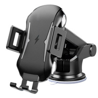 Wireless Car Charger Fast Charging Mount Clamping Air Vent Phone Holder SGA998 Phone Holders & Stands    -