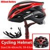 Kingbike 2019 novo design preto capacetes de bicicleta mtb mountain road ciclismo capacete da bicicleta casco ciclismo tamanho L-XL 23