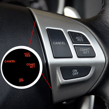 1 Piece 8602A008 For Mitsubishi L200(KB) 2006-2016 Steering Wheel Cruise Control Buttons On Right Side 8602A057 image