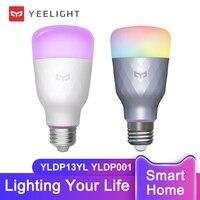Yeelight YLDP13YL YLDP001 1S 1SE Smart Led-lampe Lampe Lampada Colorata 800/650 Lumen E27 für Schreibtisch Boden Tisch Scheinwerfer laterne