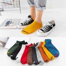 10pcs=5pairs/lot Ankle Socks Men Casual Thin Solid Breath Cotton for Sweat Uptake Stink Prevention Hosiery