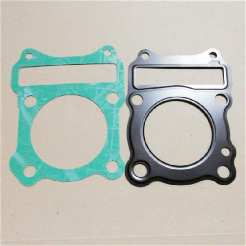 Motorcycle Cylinder Head Gasket Set Moped Scooter For Suzuki GS125 GN125 DR125 GZ125 GS GN DR GZ 125 125cc image