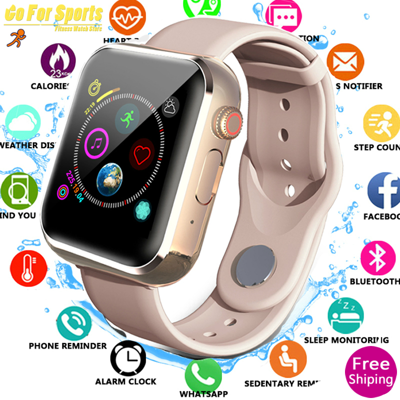 New KY001 Smart Watch Sim Card Fitness Bluetooth IOS Android Watch Phone Watches Camera Music player Smartwatch PK GT08 DZ09 Y1