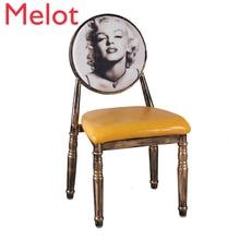 beautiful restaurant chairs iron…