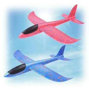 Модель самолета из пенопласта, наполнитель для вечерние, летающий планер, игрушки, самолетик, игра «сделай сам», летающий Планер для детей|Вертолеты, самолеты, корабли, космическая техника|   | АлиЭкспресс