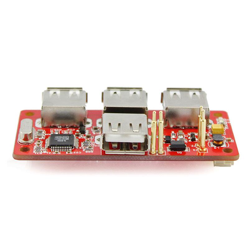 USB Hub RPI Zero (3)