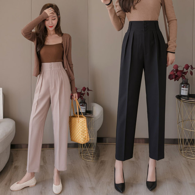Formal Harem Pants 5