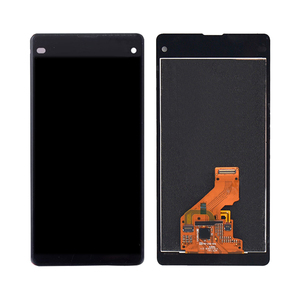 """Image 5 - 4.3""""ORIGINAL For SONY Xperia Z1 Compact LCD Touch Screen Digitizer Assembly For Sony Z1 Mini Display withFrame Replacement D5503"""