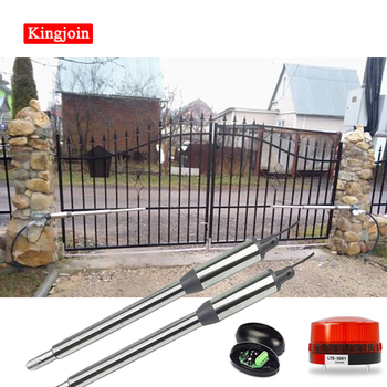 300kg Wireless Automatic dual arms electric swing door gate Opener Operator Motor actuator closer swing gate for access control electric concealed single swing door closer electric concealed single swing door opener
