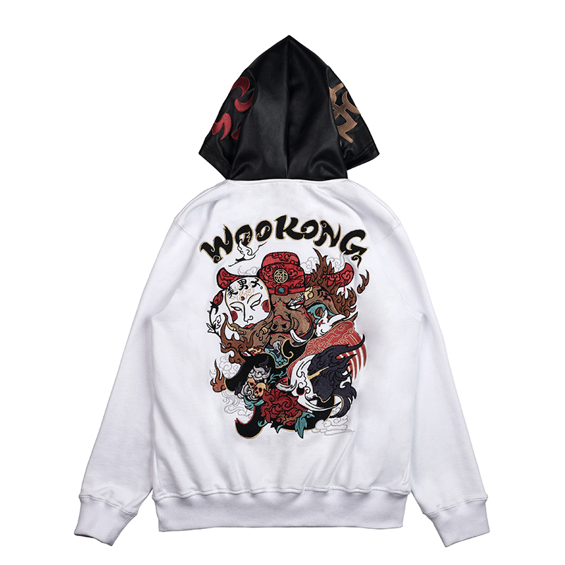 Best Selling Spring Men's Clothing Hiphop Dancer Fashion Hoodie