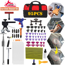Paintless Reparatur Dent Werkzeuge Dent Puller Slide Hammer Entfernung Kits Kleber Pistole für Auto Große & Kleine Ding Hagel Dent entfernung