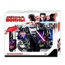 Набор для творчества Disney Lucasfilm Star Wars подарочный, большой