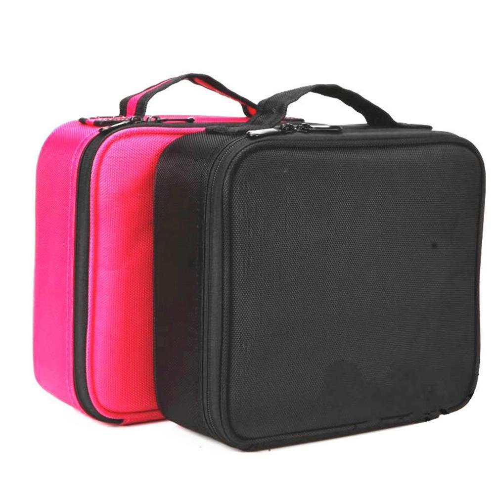 Travel Cosmetic Bag Cosmetics Storage Box Beauty Nail Case Multi Functional Purse Organizer Toiletry Kit Makeup Toilet Bags