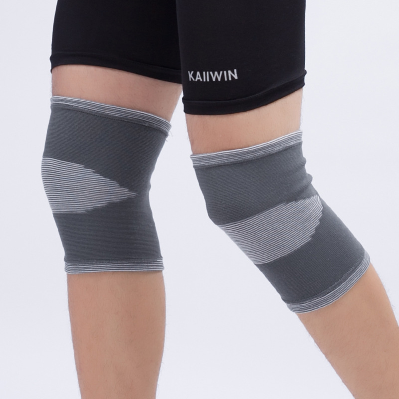 TJ-Tianjun Sports Knee Pads Fitness Running Cycling Mountaineering  Protective Gear Elbow  Pads Knee Sets Pain Relief Injury K31