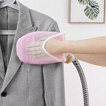 Ручной мини гладильный коврик рукав гладильная доска держатель термостойкие перчатки для одежды Отпариватель Одежды портативные Гладильные перчатки
