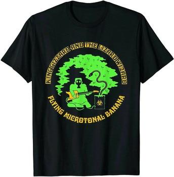 Rei gizzard e o lagarto assistente diy prited camiseta