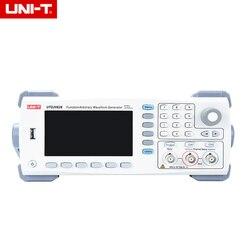 UNI T UTG2082B funkcja przebiegów arbitralnych Generator sygnału 80MHz przepustowość 320 ms/s 1Mpts częstotliwość próbkowania bez fali prostokątnej w Generatory sygnałów od Narzędzia na