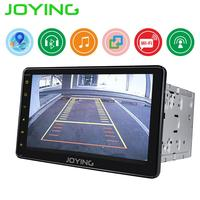 Joying 2 Double din 8 inch Universal Car Autoradio Head Unit Android 8.1 GPS navigation HD Screen Support BT/Rearcamera/SWC/GPS