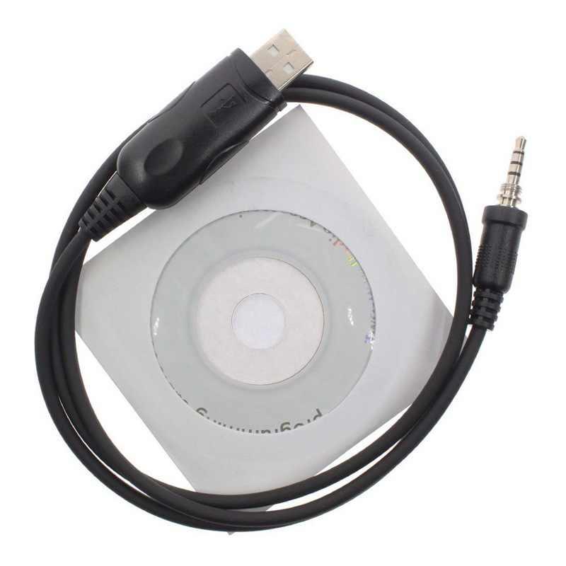 A + USB кабель для программирования для Yaesu VX-6R VX-7R VX-170 VX-177 VXA-700 VXA-710 радио