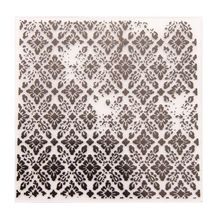 Flower Pattern Plastic Embossing Folder Stencil Template DIY Scrapbook Photo Album Card Making Craft Decoration