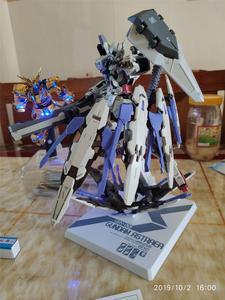 Image 2 - DL model Multi Form Floating shields for Bandai HS 1/100 MB Astraea / Avalanche Astraea Gundam DD060