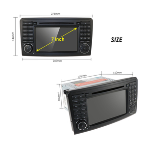 Image 5 - DSP PX5 Android 10  4G 64G car GPS For Mercedes Benz ML GL W164 ML350 ML500 GL320 X164 ML280 GL350 GL450 radio stereo navigation