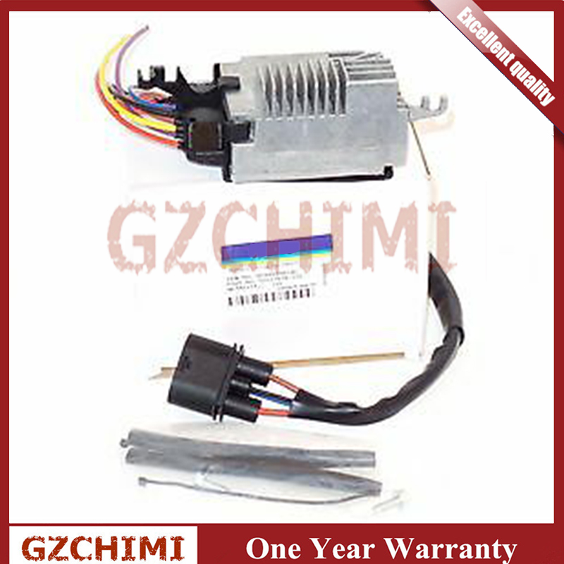 8E0959501AG 8E0959501G 8E0959501K 8E0959501AB Module de commande de ventilateur de radiateur adapté pour Audi A4 A4 Quattro CABRIO