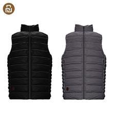 Cottonsmith Intelligente Temperatur Control Gans Unten Weste 4 Getriebe Brennen Weste Für Männer Frauen Intelligente Warme Kleidung