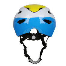 Kids Professional Adjustable Rock Climbing Safety Helmet Hard Hat with Chin Strap Children Rappelling Equipment Gear