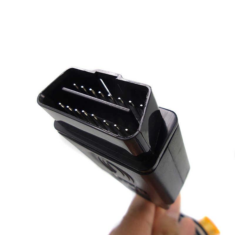 プロユニバーサル OBD2 自動車バッテリー交換ツール車コンピュータ ECU メモリセーバー自動緊急電源ケーブル