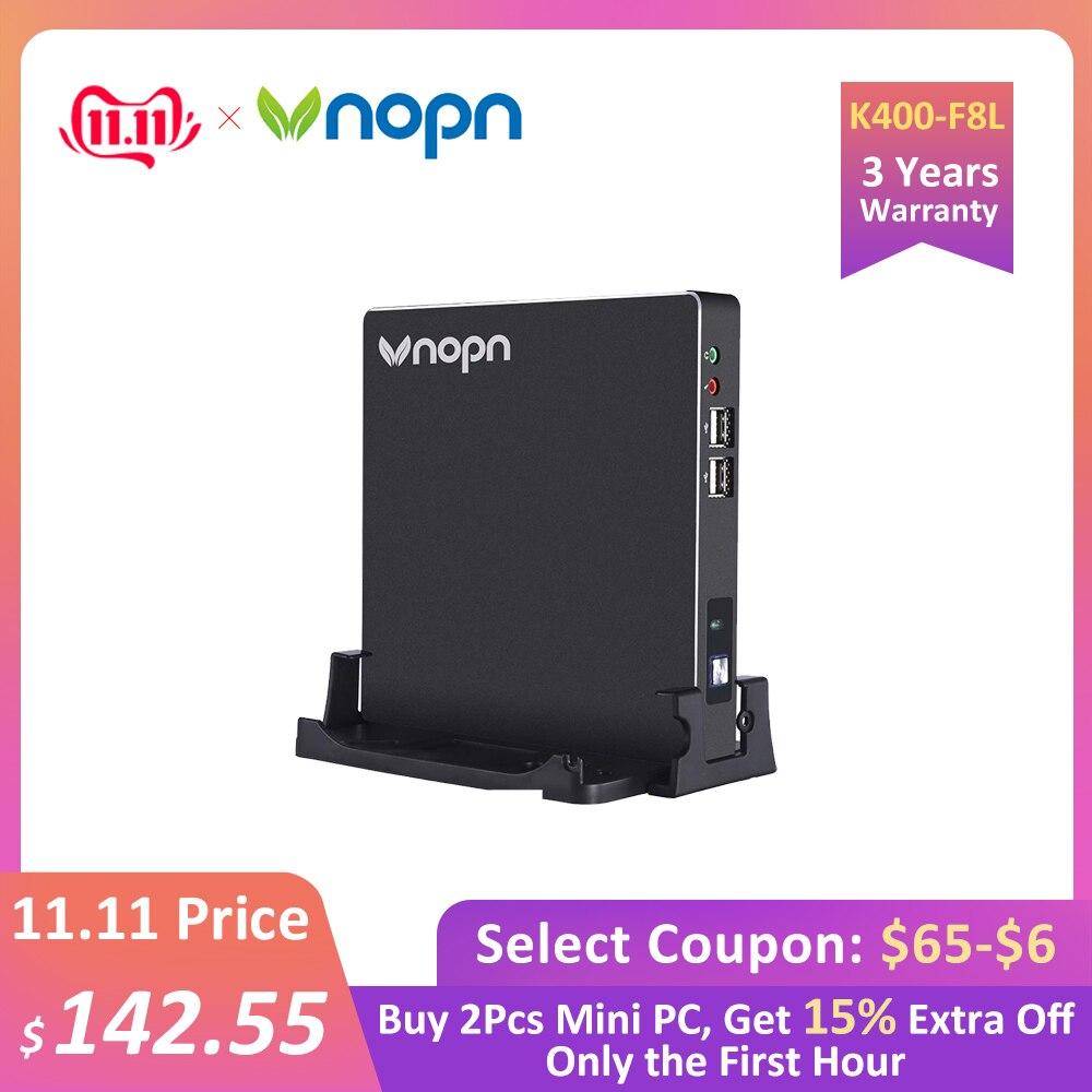 K400-F8L Mini PC AMD LX-420 Quad-core 2.0GHz Window 10 Pro OEM License 1000Mbps RJ45 LAN Mini Computer HDMI VGA WiFi COM HTPC