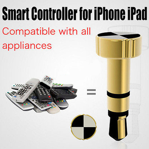 Image 2 - IR Infrared Universal 3.5mm Plug RC Remote Control TV STB Air Conditioner for iPhone System Phone