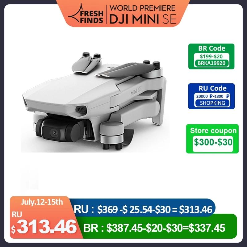 DJI Mini SE Drone Ultralight Foldable 3-Axis Gimbal 2.7K Camera Drone flight time 30 minutes brand new original in stock