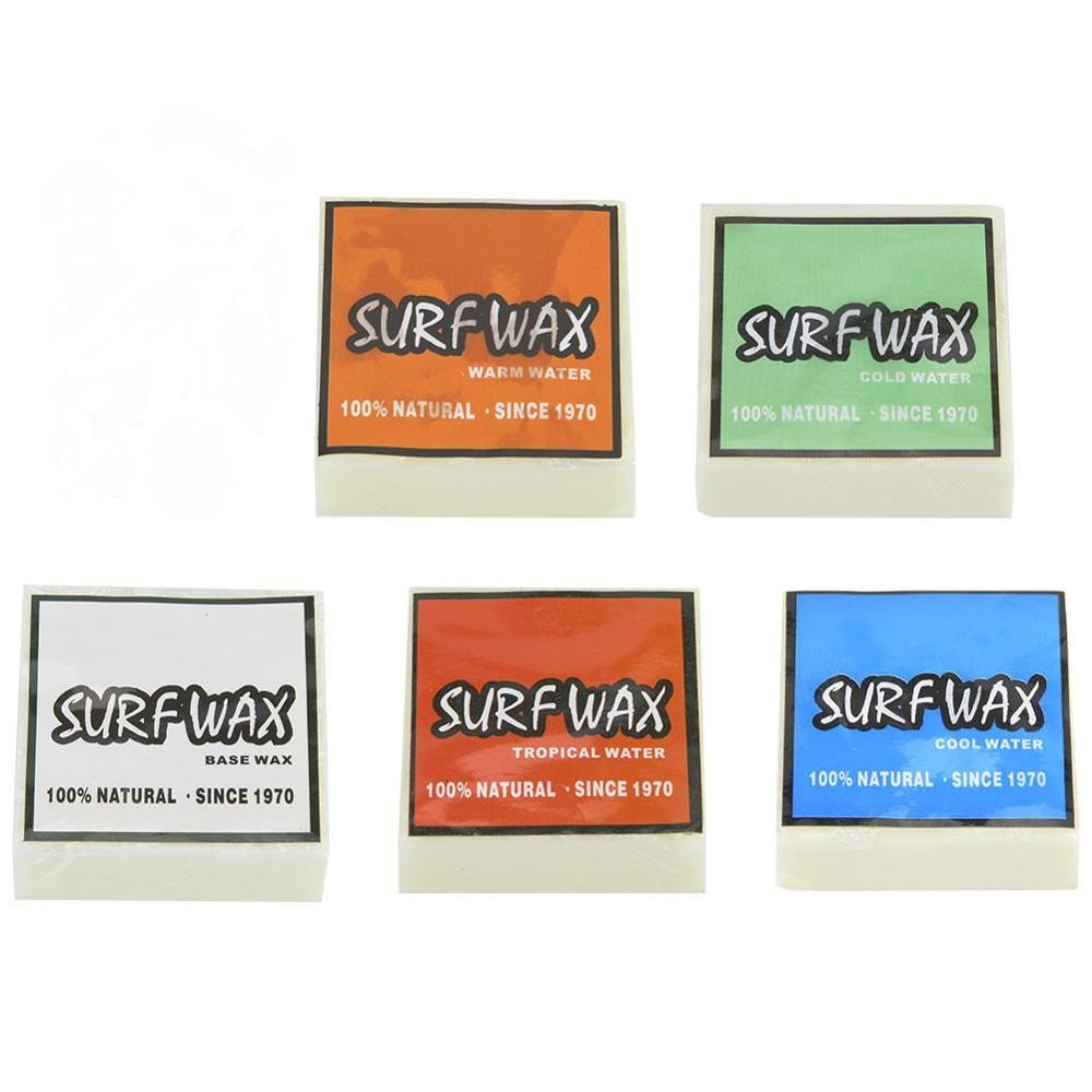 Universal High Quality Anti-slip Surf Wax Accessory Skimboard Board Surfing Skateboard  Surfboard