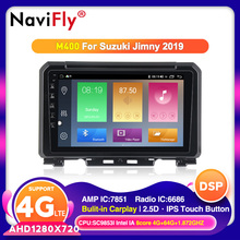 4G + 64G 4G LTE Android 10 IPS DSP For Suzuki JIMNY 2019 Car dvd Radio Multimedia Video Player support GPS USB WIFI BT Carplay