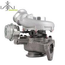 Турбокомпрессор gt1852v turbo 709836 5004s a6110960899 в комплекте